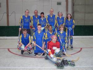 Landesliga Mannschaft
